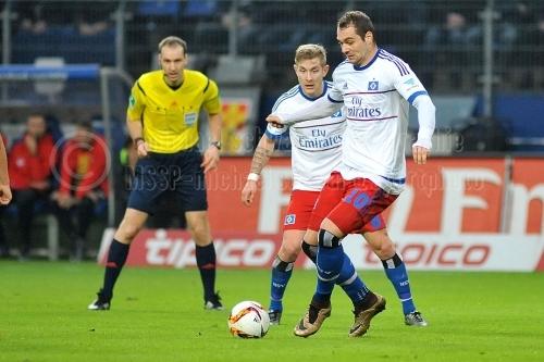 Hamburger SV - FC Augsburg am 19. Dezember 2015 (© MSSP - Michael Schwartz)