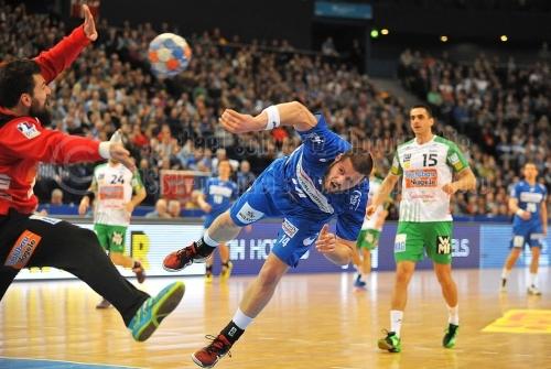 HSV Handball - FRISCH AUF Goeppingen am 27. Dezember 2015 (© MSSP - Michael Schwartz)