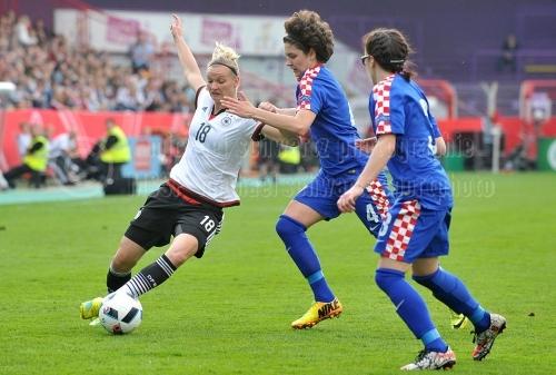 UEFA EM-Qualifikation Deutschland - Kroatien am 12. April 2016 (© MSSP - Michael Schwartz)