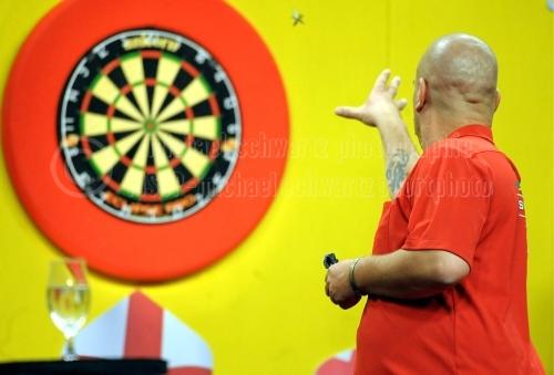 Vorschau Europaen Darts Matchplay in Hamburg (© MSSP)