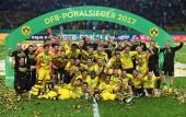 Eintracht Frankfurt - Borussia Dortmund am 27. Mai 2017 (© MSSP)