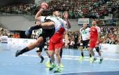 Handball EM-Qualifikationsspiel Deutschland-Schweiz am 18. Juni 2017 (© MSSP - Michael Schwartz)