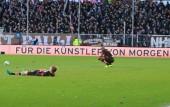 FC St. Pauli - SSV Jahn Regensburg am 19. November 2017 (© MSSP - Michael Schwartz)