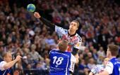 Handball Sport Verein Hamburg - VfL Fredenbeck am 26. Dezember 2017 (© MSSP - Michael Schwartz)