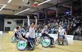 BG Baskets Hamburg -  RSV  Lahn-Dill am 04. Maerz 2018 (© MSSP)