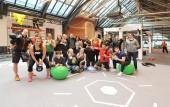Fitness First-Club Stephansplatz in Hamburg am 22. Maerz 2018 (© MSSP)