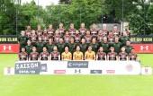 Mannschaftsfoto FC St. Pauli der Saison 2018-2019 am 05. Juli 2018 (© MSSP - Michael Schwartz)