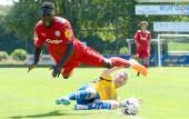 Benefizspiel SV Todesfelde - Holstein Kiel am 07. Juli 2018 (© MSSP - Michael Schwartz)