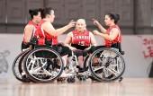 Australien - Canada bei der Rollstuhlbasketball-WM 2018 in Hamburg am 19.08.2018 (© MSSP - Michael Schwartz)