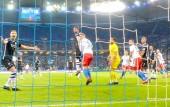 Hamburger SV -  DSC Arminia Bielefeld am 27. August 2018 (© MSSP - Michael Schwartz)