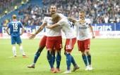 Hamburger SV - 1. FC Heidenheim am 15. September 2018 (© MSSP - Michael Schwartz)