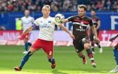 Hamburger SV -  FC St. Pauli am 30. September 2018 (© MSSP - Michael Schwartz)