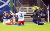 Hamburger SV - 1. FC Koeln am 05. November 2018 (© MSSP - Joe Noveski)