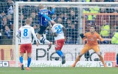 DSC Arminia Bielefeld - Hamburger SV am 02. Februar 2019 (© MSSP - Joe Noveski)