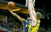 Alba Berlin - EWE Baskets Oldenburg am 10. Maerz 2019 (© MSSP - Michael Hundt)