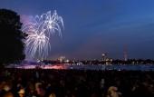 Feuerwerk zum Japanisches Kirschbluetenfest in Hamburg am 31. Mai 2019 (© MSP - Michael Schwartz)