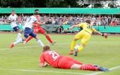 SpVgg Drochtersen-Assel - FC Schalke 04 am 10. August 2019 (© MSSP - Joe Noveski)