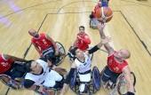 BG Baskets Hamburg - Roller Bulls Ostbelgien am 29. September 2019 (© MSSP - Michael Schwartz)