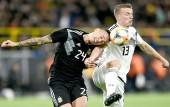 Laenderspiel Deutschland - Argentinien am 09. Oktober 2019 (© MSSP - Michael Schwartz)