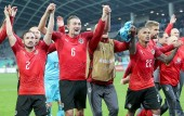 UEFA Qualifying Slowenien - Oesterreich am 16. Oktober 2019 (© MSSP - Joe Noveski)