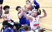 BG Baskets Hamburg - Doneck Dolphins Trier am 27. Oktober 2019 (© MSSP-Sportphoto)