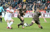 FC St. Pauli -  VfB Stuttgart am 01. Februar 2020 (© MSSP)