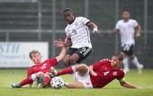 U20-Testspiel Deutschland gegen Daenemark am 03. September 2020 (© MSSP - Joe Noveski)
