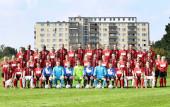 Teamfotoshooting Concordia Hamburg Frauen1 und Liga am 12. September 2020 (© MSSP - Michael Schwartz)