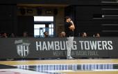 Hamburg Towers - Basketball Loewen Braunschweig am 11. Oktober 2020 (© MSSP - Michael Schwartz)