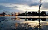 Hamburger Hafen am 26. November 2020  (© schwartz photographie)