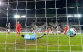 FC St. Pauli - VfL Bochum am 28. Januar 2021 (© MSSP - Michael Schwartz)