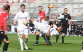 FC St. Pauli - Hannover 96 am 16. Mai 2021 (© MSSP)