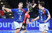 Handball Sport Verein Hamburg -ThSV Eisenach am 28. Mai 2021 (© MSSP - Michael Schwartz)